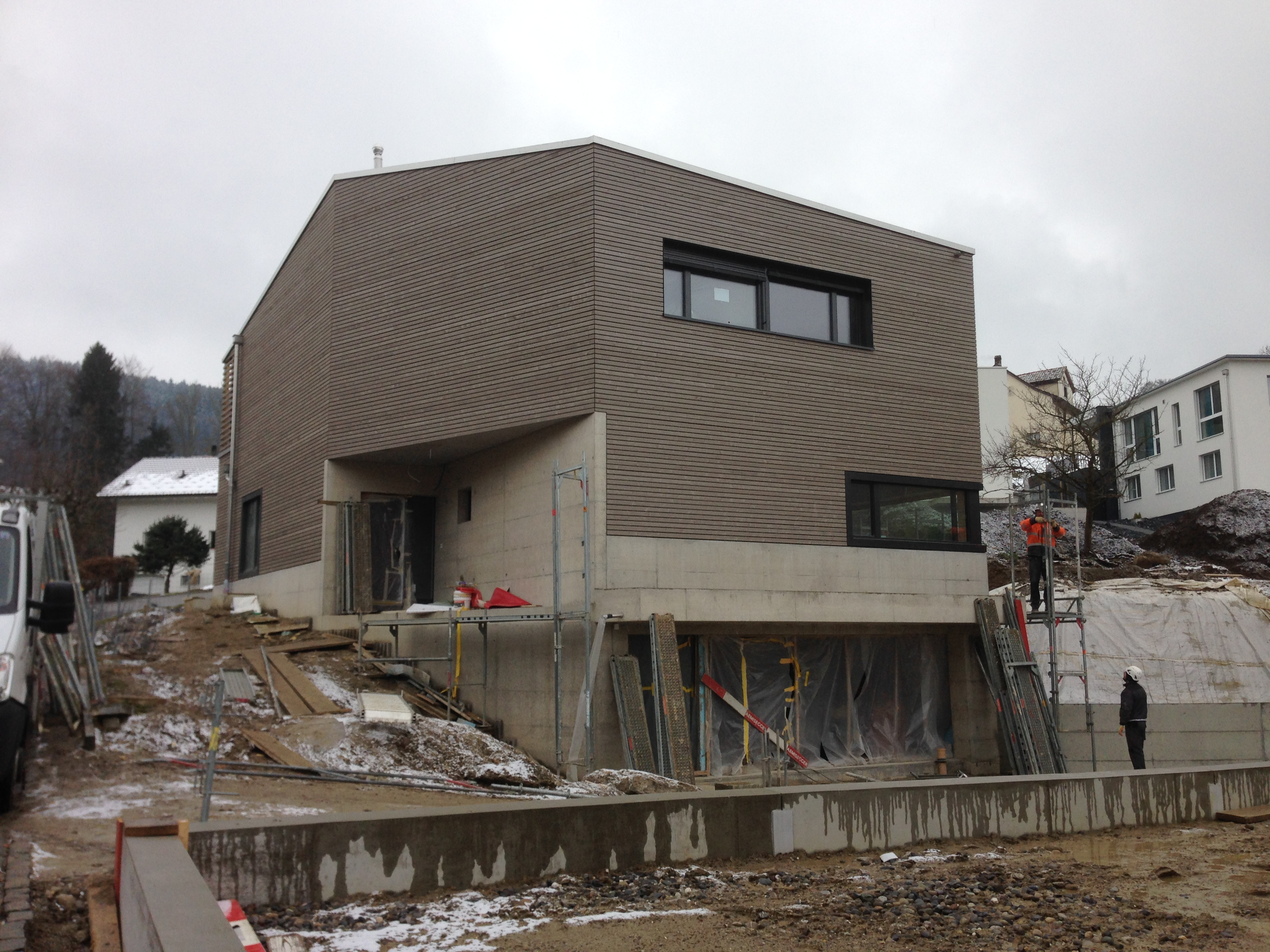 EINFAMILIENHAUS IN OBERUZWIL I